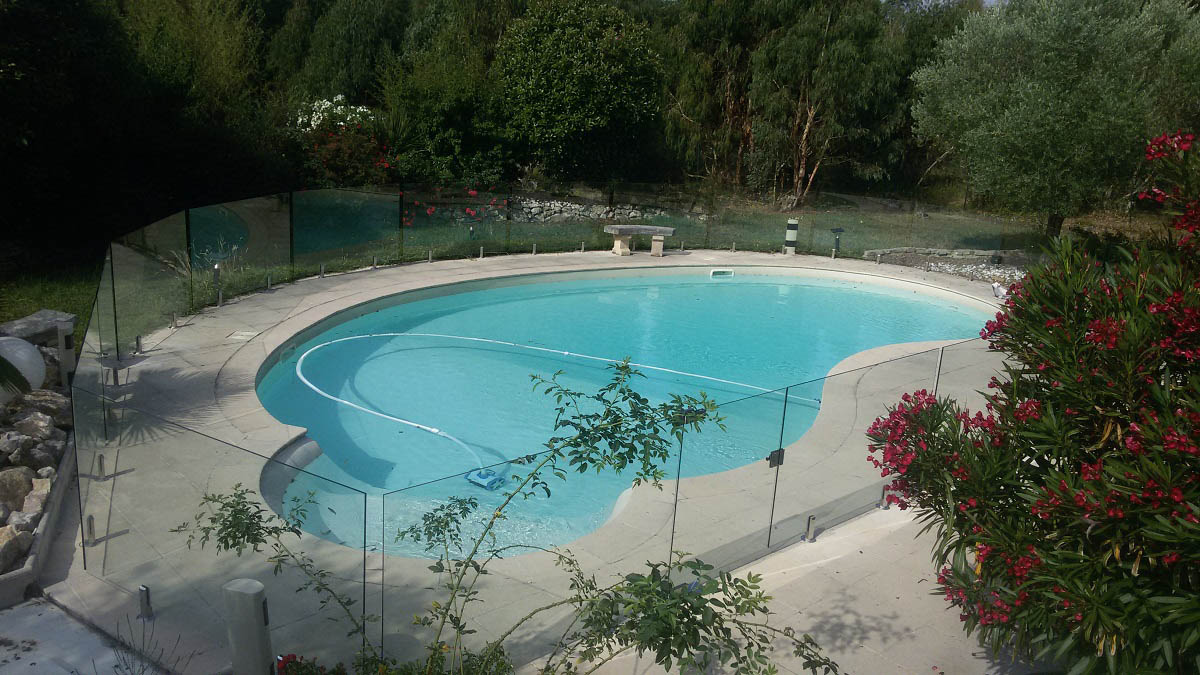 barriere piscine transparente verre albi