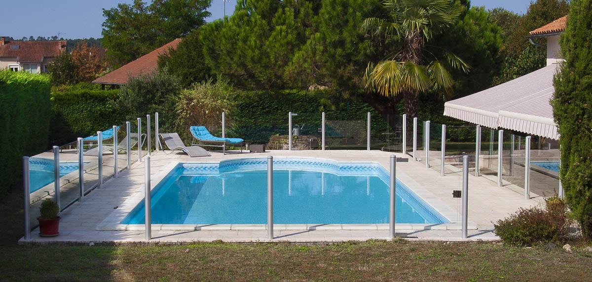 barriere piscine transparente angouleme