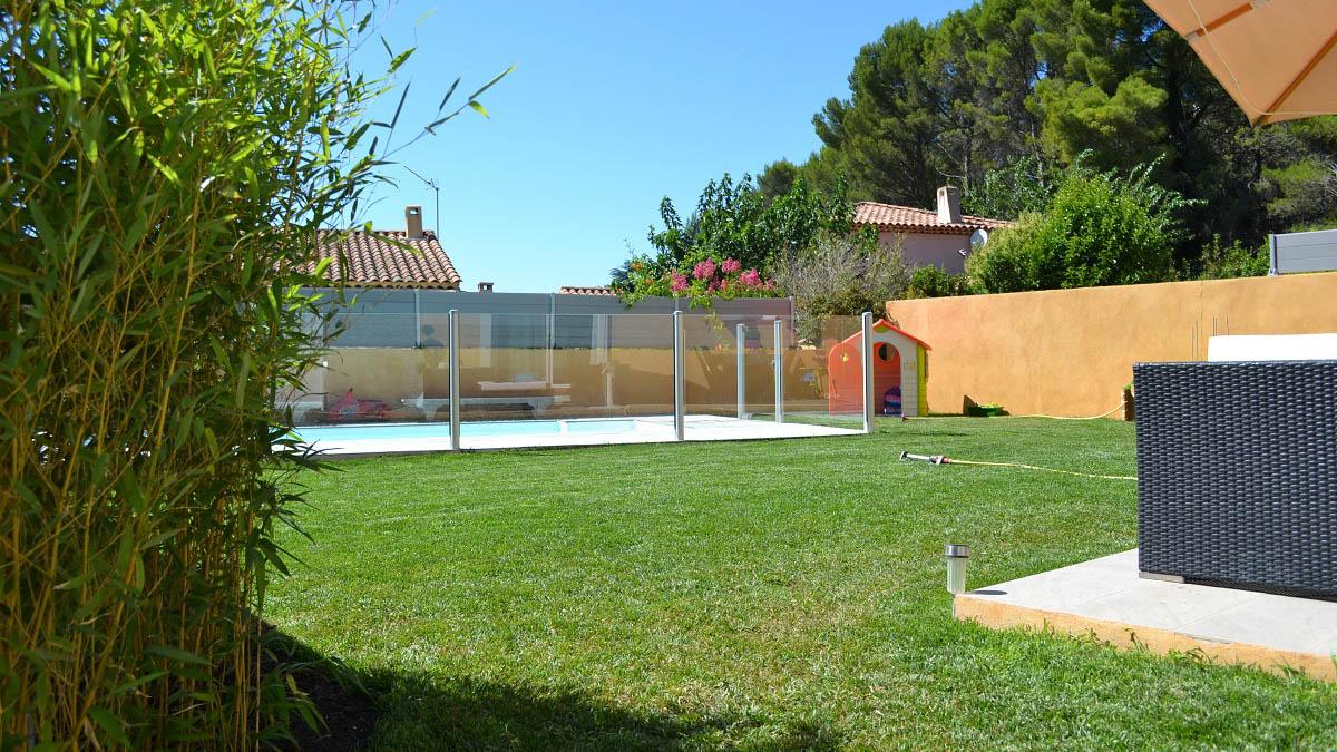 barriere piscine transparente verre aix en provence