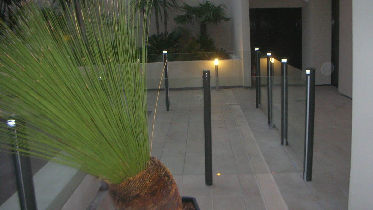 barriere piscine transparente verre avignon