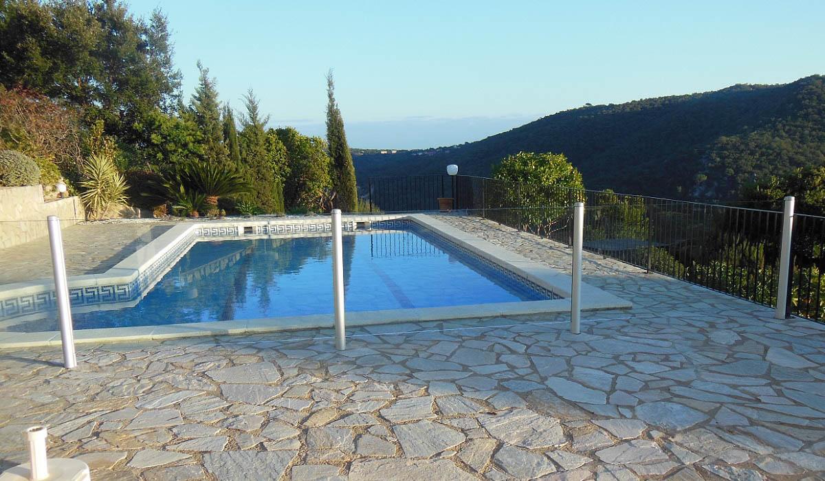 barriere piscine transparente verre espagne