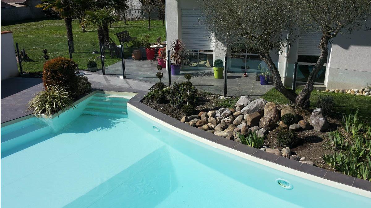 barriere piscine transparente verre pau