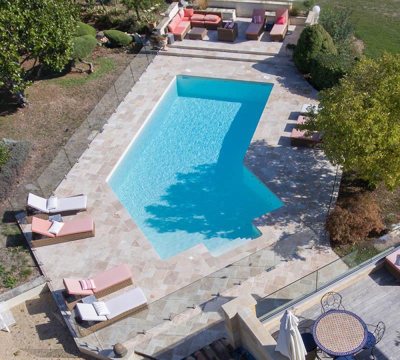 barriere piscine transparente verre saint emilion