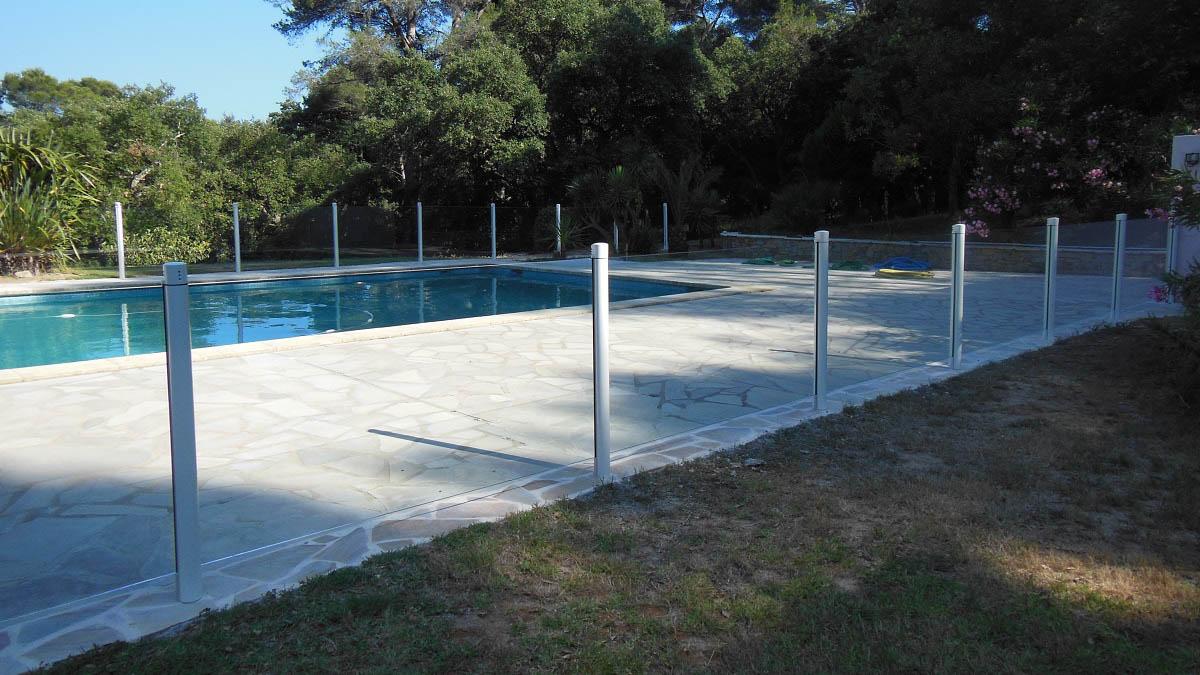 barriere piscine transparente verre toulon