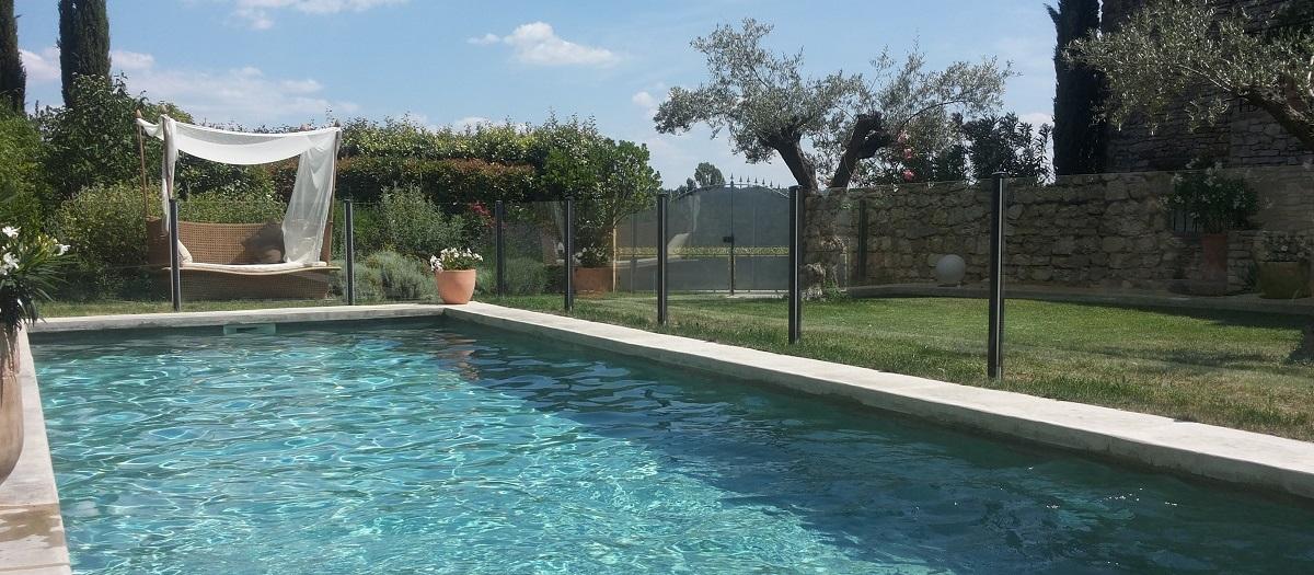 barriere piscine transparente verre ales bandeau