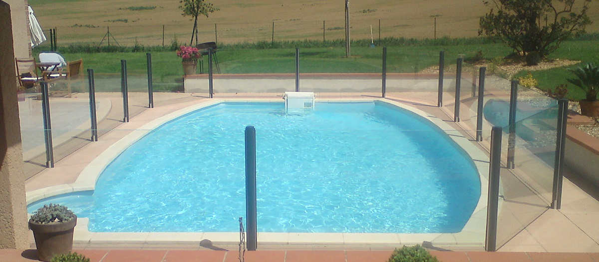 barriere piscine transparente verre montauban bandeau