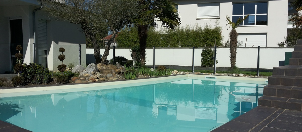 barriere piscine transparente verre pau bandeau