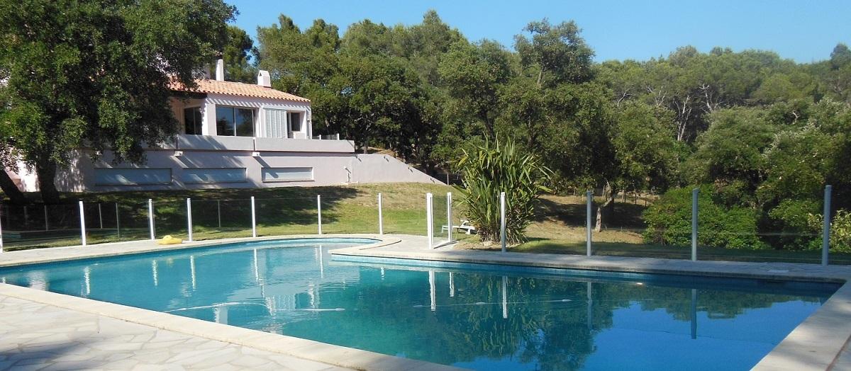 barriere piscine transparente verre toulon bandeau