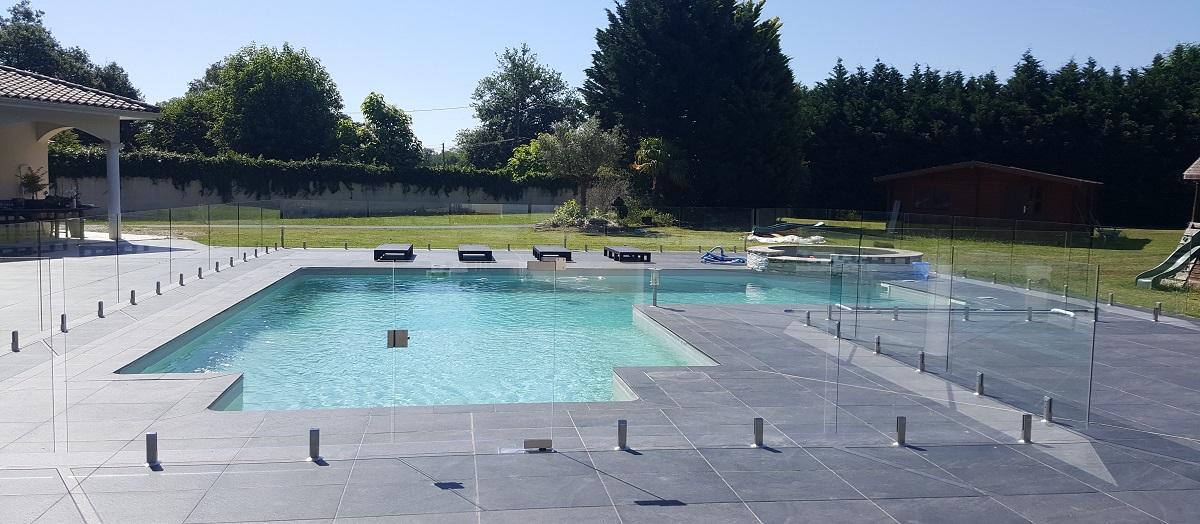barriere piscine verre sans poteau medoc bandeau